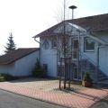 DGH Elfershausen, Eingang
